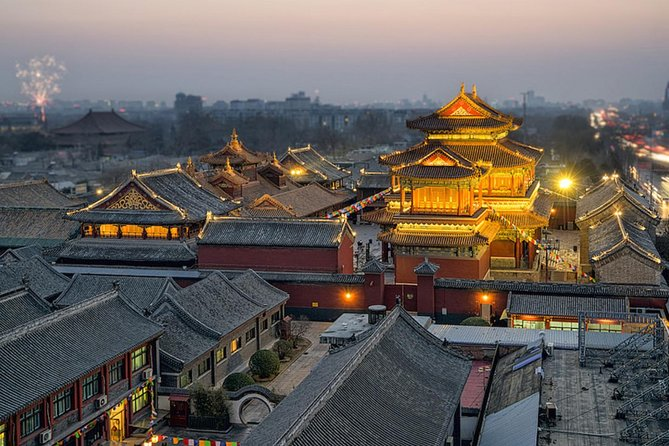 Private 3-Day Beijing Combo: Forbidden City, Mutianyu Wall, Tian'anmen and more