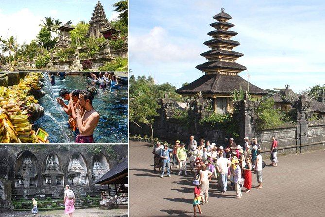Private Full-Day Temple Tour: Bali Archaeology Tours