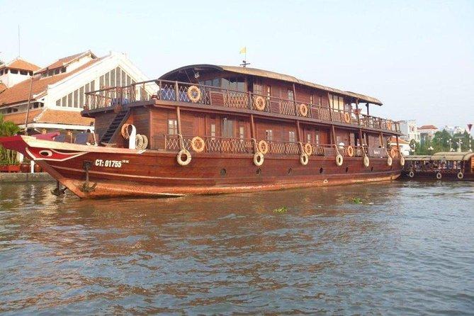 Bassac Mekong Delta Cruise 2Days - 1Night