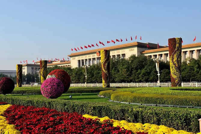 Private Tour: Temple of Heaven, Tiananmen Square, Summer Palace and Forbidden City photo 6