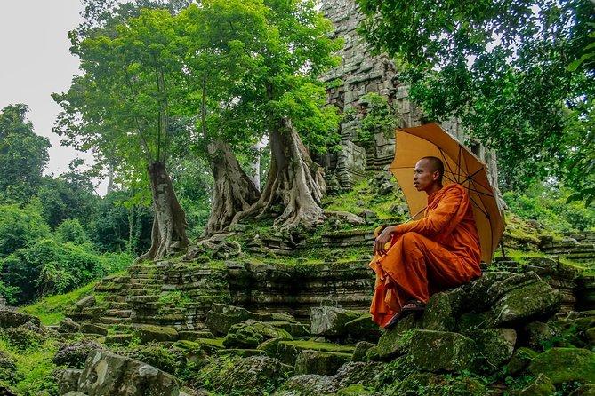 4-Day All Major Temples & Kulen mountain & Koh Ker & Beng Mealea