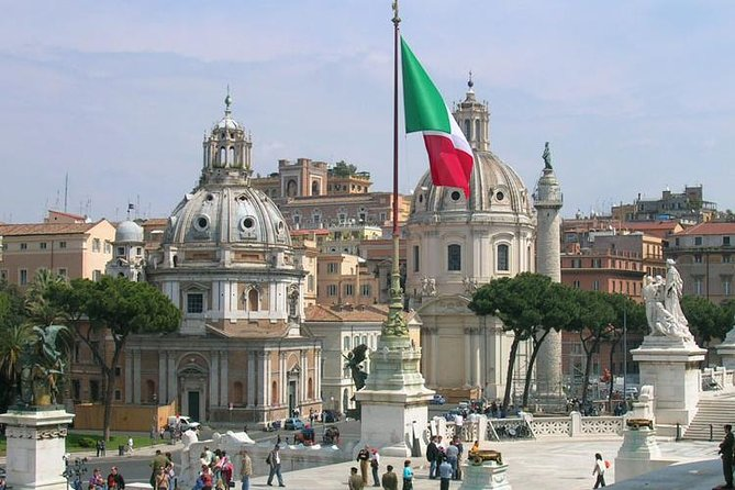 Best of Rome in Two Days Private Guided Tour and Chauffeur Service -VIP Entrance