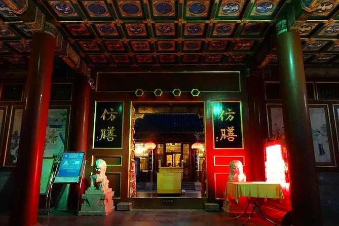 Private Beijing Jingshan Hill, Beihai, and Hutongs with Imperial Lunch/Dinner photo 9