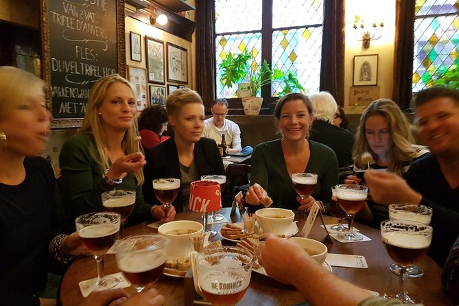 Antwerp Beer Tour - Small Groups - 6 Local Beers - Local Guide