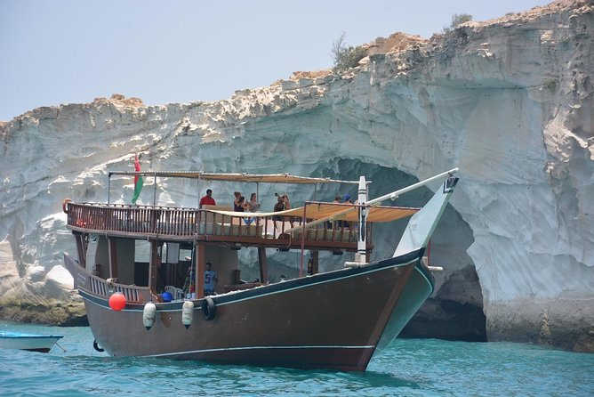 Full-Day Musandam Dibba Day Trip from Dubai with Lunch photo 7