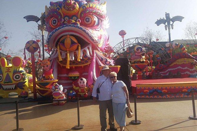 Inner City Private Day Tour To Big Wild Goose Pagoda, City Wall &Muslim Quarter