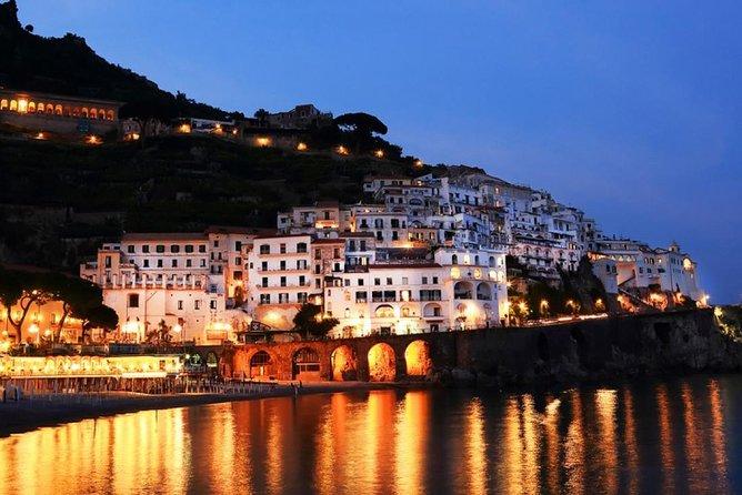 Private Night Tour Amalfi Coast (8h)