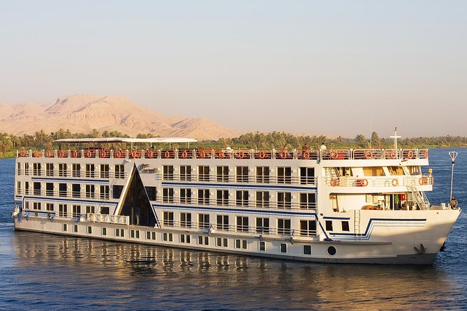 NILE CRUISE LUXOR ASWAN 5 DAYS - Luxury trip