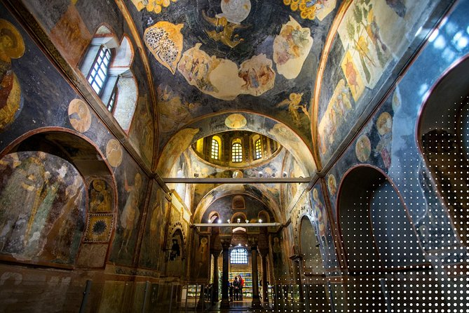 St. Saviour in Chora (Kariye) - Guided Museum visit