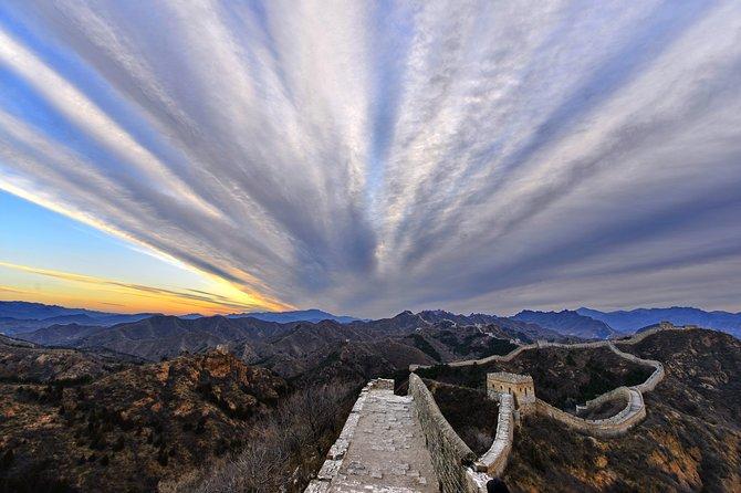 Private 3-Day Challenge Wall Hiking Tour at Jiankou, Gubeikou,Jinshanling
