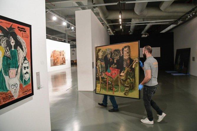 Highlights: Istanbul Museum Of Modern Art, Pera Museum