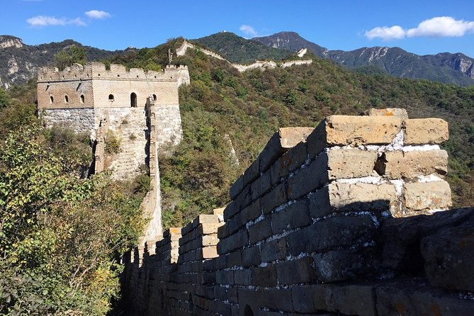All Inclusive Private Hiking Tour: Great Wall Challenge at Jiankou photo 2