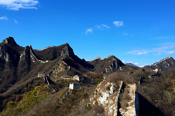 All Inclusive Private Hiking Tour: Great Wall Challenge at Jiankou photo 8