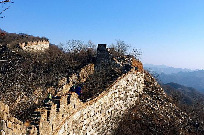 All Inclusive Private Hiking Tour: Great Wall Challenge at Jiankou photo 7