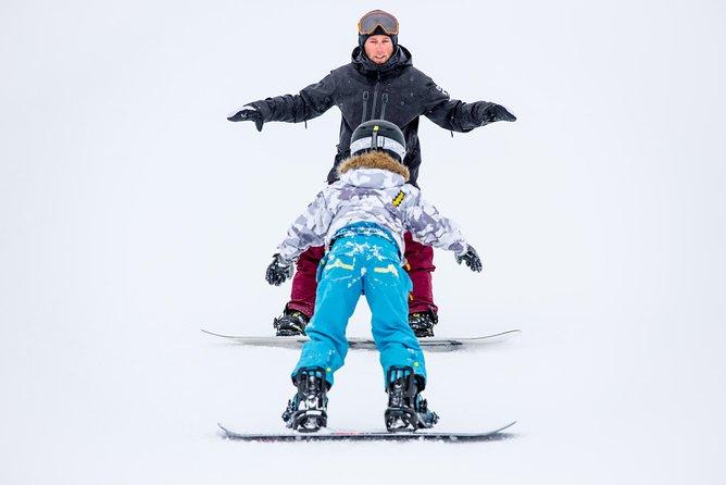 3 hour Private Ski or Snowboard Promo Lesson