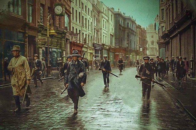 'A Terrible Beauty': The Irish Revolution Tour