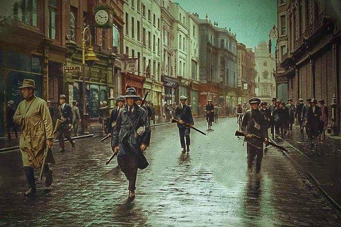 'A Terrible Beauty': The Irish Revolution Tour