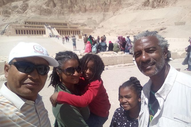 Luxor West bank Tour Valley of The Kings, Hatshepsut Temple & Colossi of Memnon