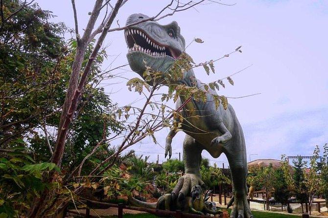 CRETAquarium, Dinosauria Park from Chania Group Tour up 15per,Wheechair Accessib