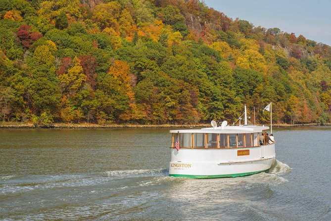 New York Fall Foliage Cruise up the Hudson River