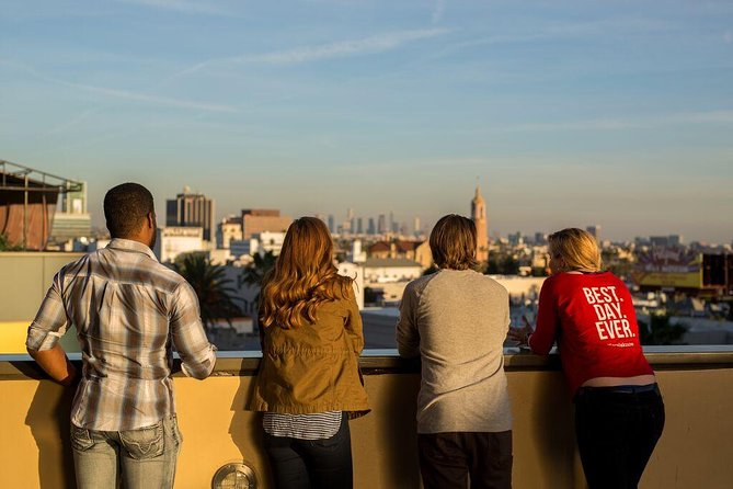 Los Angeles: Tales of Old Hollywood History & Drinks Tour (Small Group)