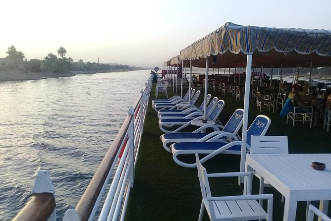 8-Day Private Sightseeing Excursion with Nile Cruise from Cairo airport
