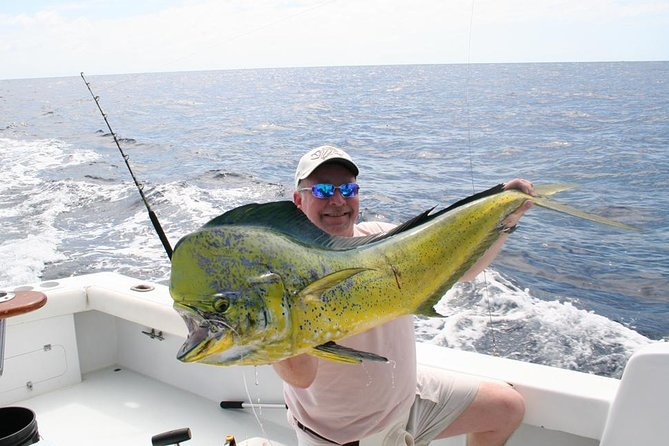 Full Day Fishing offshore or Inshore (Not on same day)