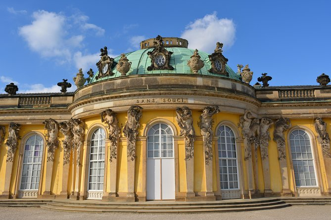 Discover Royal Potsdam Private Tour: The Prussian Palace Playground