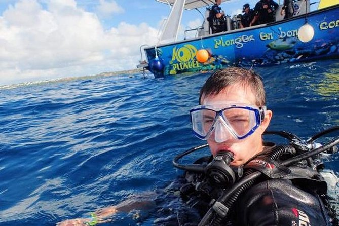 First Time Diving