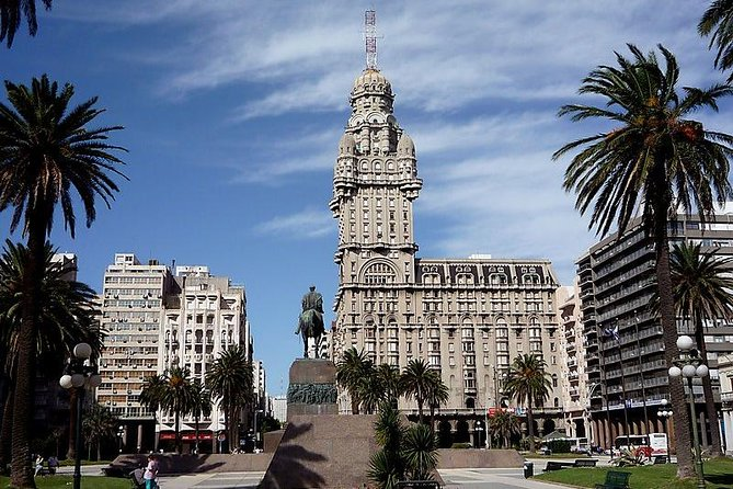 Regular City Tour Montevideo (not available for cruise paxs)