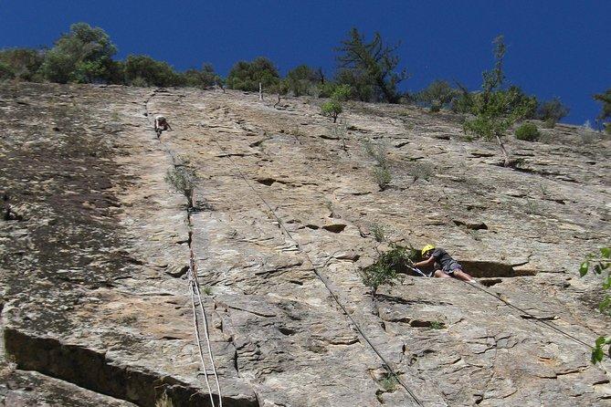 Stellar wall for climbing!