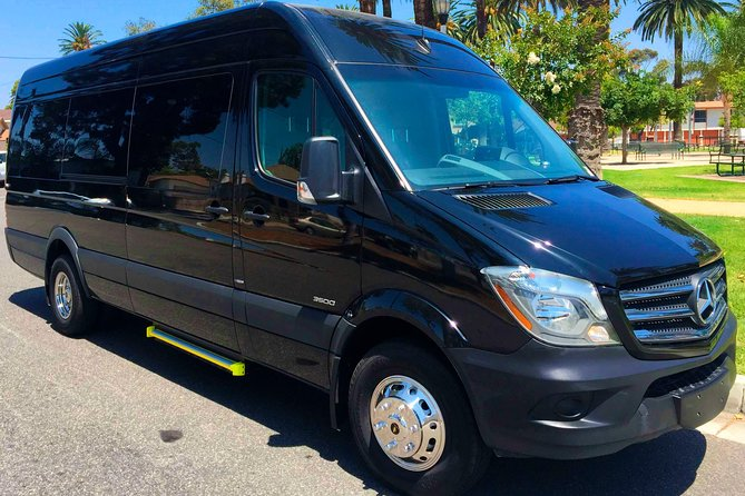 Private Group Executive Transportation - Mercedes Benz Sprinter High Roof Long photo 4