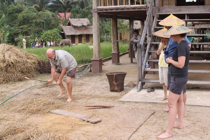 Private Half Day Luang Prabang Rural Farm Experience with Lunch photo 6
