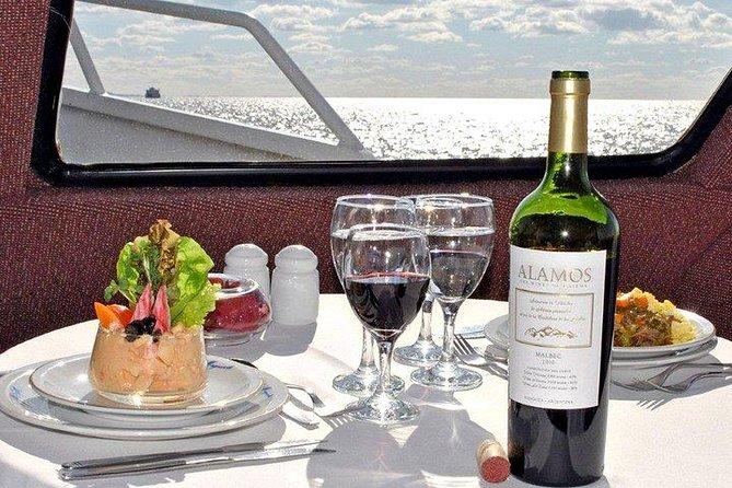 City tour of Buenos Aires with lunch navigating the Rio de La Plata