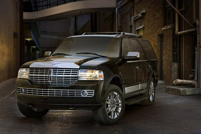 Deluxe Private SUV Tour: Best of NYC