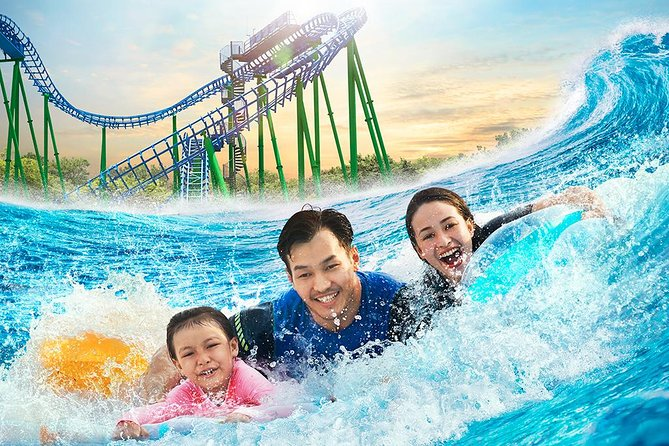 Desaru Coast Adventure Waterpark Admission Ticket