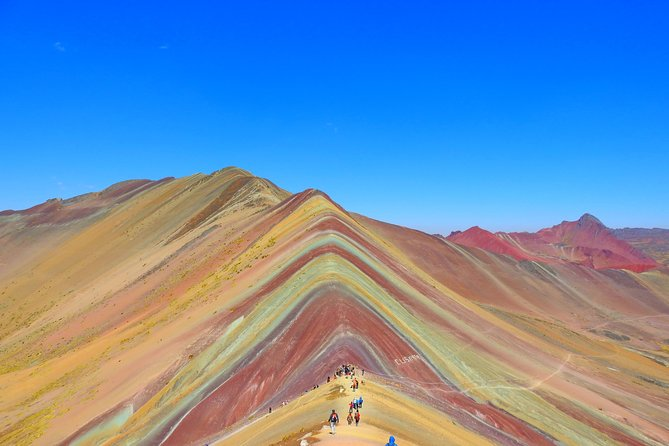 Vinicunca Rainbow Mountain Trek 1 Day by Cusipata - Huaynas Expeditions