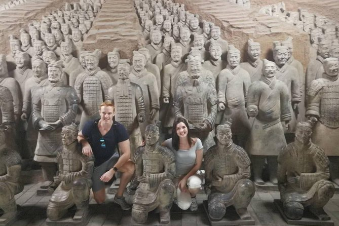 Half Day Tour to Terracotta Army and Farmers' Cave