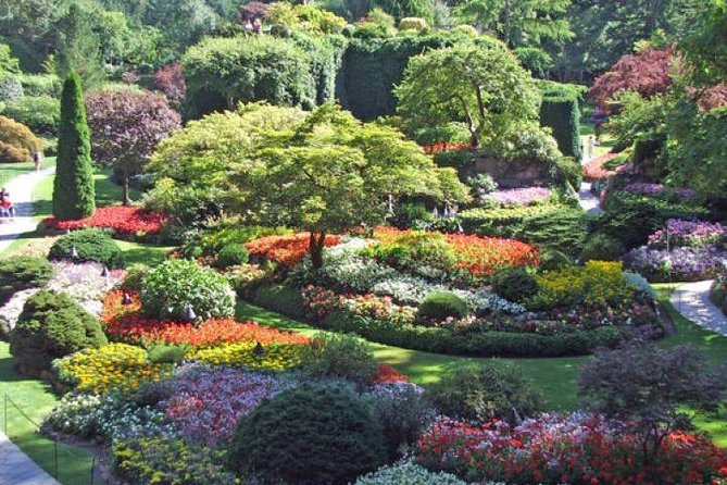 Cheapest Way To Get To Butchart Gardens
