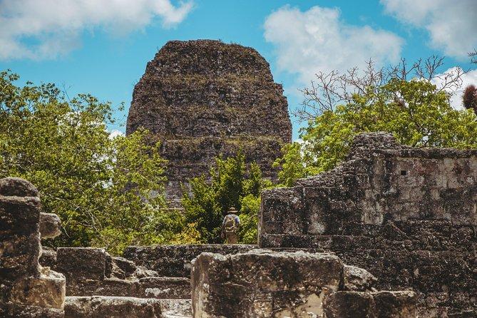 Tikal From Guatemala