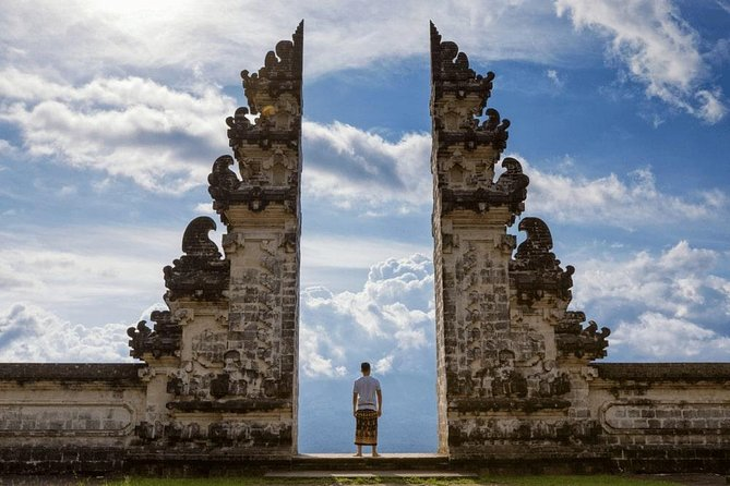 Gate of Heaven Temple & East Bali Adventure Tour