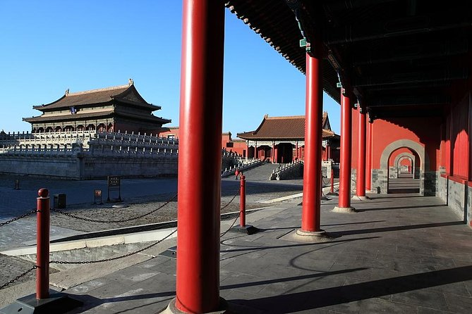 Private Commune Great Wall, Tiananmen Square, Forbidden City Tour from Beijing photo 10
