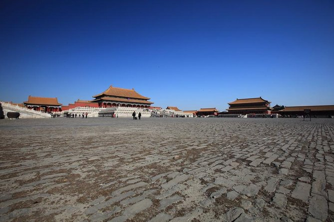 Private Commune Great Wall, Tiananmen Square, Forbidden City Tour from Beijing photo 6