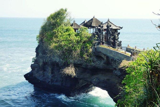 Bali Half Day Tour - Taman Ayun temple, Alas Kedaton,Tanah lot sunset Dinner