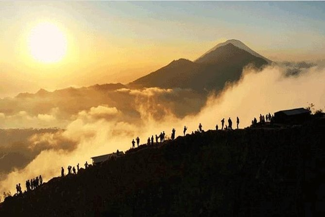 Bali Mount Batur Sunrise Trekking And Natural Hot Springs