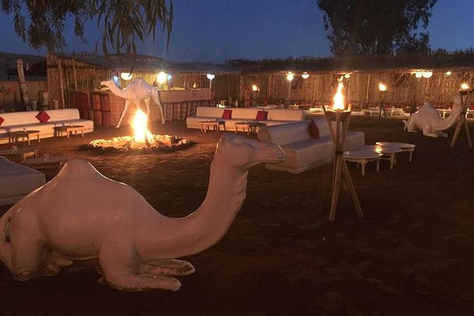 Agafay evening Departure from Marrakech / quad / camel / dinner / show
