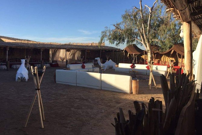 Agafay evening Departure from Marrakech / quad / camel / dinner / show