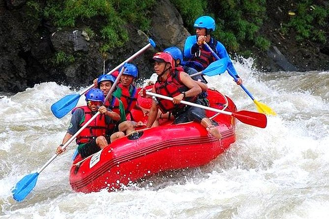 Bali River Rafting and Tanah Lot Sunset Tour