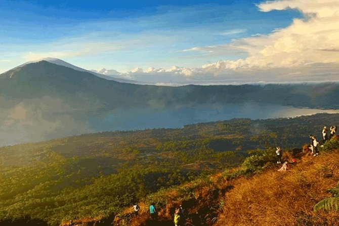 Private Tour: Mount batur Sunrise trekking and Bali Swing