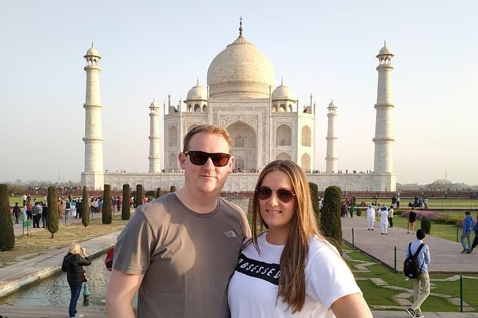 4 Day Private Jaipur And Agra Tour